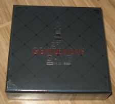 2PM GENTLEMEN'S GAME 6th Album NORMAL EDITION CD + PHOTOCARD + FOLDED POSTER