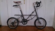 Rare 1983 Moulton AM7 Complete 9speed Bicycle Restoration (AM9) Vintage