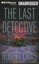 Elvis Cole/Joe Pike: The Last Detective 9 by Robert Crais (2014, MP3 CD,...