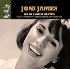 Joni James SEVEN CLASSIC ALBUMS Swings Sweet 100 STRINGS After Hours NEW 4 CD
