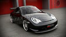 FRONT SPLITTER (TEXTURED) FOR PORSCHE 911 GT3 996.1 version 1999-2005