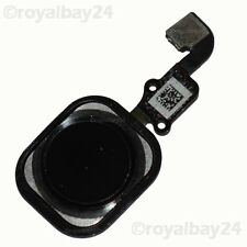 iPhone 6 Home Button Fingerabdruck Sensor Schwarz Touch ID Assembly cable Flex