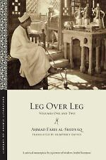 NEW - Leg over Leg: Volumes One and Two (Library of Arabic Literature)