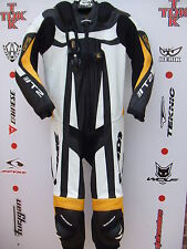Spidi Wind Pro T2 DPS Air bag 1 Piece race suit with hump uk 42 euro 52