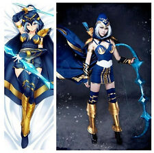 LOL League of Legends Ashe Iceshooter cannon jinx cosplay costume custom made