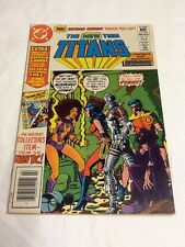 New Teen Titans #16 1st Captain Carrot & The Zoo Crew  (1981)  (A00148) LOOK!!!!