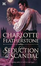 Seduction & Scandal (The Brethren Guardians), Featherstone, Charlotte, Good Book