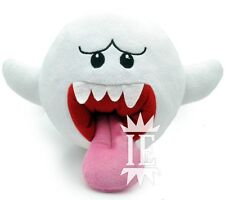 SUPER MARIO BROS. BOO PELUCHE new teresa world plush ghost fantasma re king wii