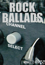 ROCK BALLADS + THE BEST OF HEAVY METAL 50  Music Videos DVD Rock Video Hits