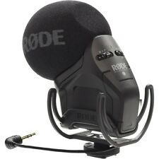 Rode Stereo VideoMic Pro Rycote On Camera Stereo Microphone SVMPR - New Model!