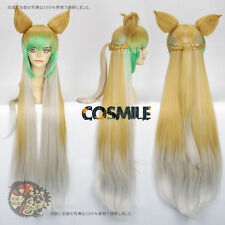 FGO Fate Grand Order Atalanta Archer Ear Wig + Hair Cap Cosplay Game Sa