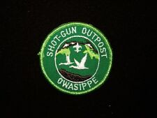 BOY SCOUT    OWASIPPE SCOUT RES  SHOTGUN  OUTPOST PP CHICAGO AC  ILL