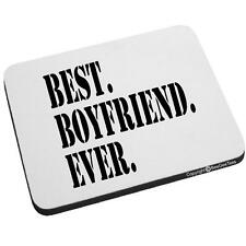 Beegeetees Best Boyfriend Ever Mouse Pad Valentines Day Birthday Gift BestBoyE