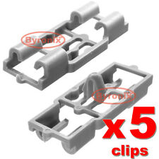 BMW X5 E53 DOOR WEATHERSTRIP SEAL SEALING CLIPS FRONT REAR