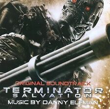 1 CENT CD Terminator: Salvation OST danny elfman / alice in chains
