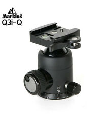 Markins Camera Tripod Ball Head Q3i-Q Emille Black