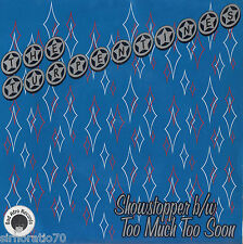 THE TURPENTINES Showstopper / Too Much Too Soon 45 - Bad Afro