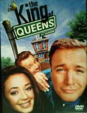 The KING of QUEENS The COMPLETE THIRD SEASON 24 Episodes + Bonus Trailers SEALED