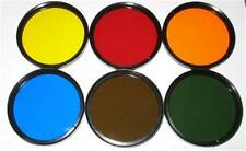 6 Color Filter Set for Pentax K-S1 K-50 K-30 K-5 II S with 18-55mm Lens
