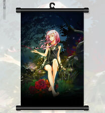 Yuzuriha Inori Guilty Crown Anime Japan Mural Poster Unisex Collection Cosplay
