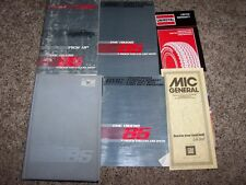 1985 GMC Truck Owner Owner's User Guide Operator Manual 4.3L 6.2L V6