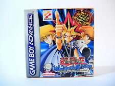 YU-GI-OH WORLDWIDE EDITION complete in box with manual Game Boy Advance