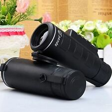 Super High Power 40X60 Portable HD OPTICS Outdoor Travel Monocular Telescope BE