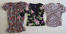 Set of 3 Womens INC Nine West American Rag Cie Tops Blouses Size S