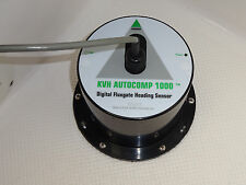 KVH AutoComp1000P Marine Digital Fluxgate  Heading Sensor Power 01-0118-0001