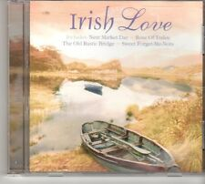 (ES87) Irish Love, 17 tracks various artists - 2004 CD