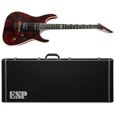 ESP LTD MH-1000NT Volcano Red LXMH1000NTVLRD Duncan Locking EXCLUSIVE with Case
