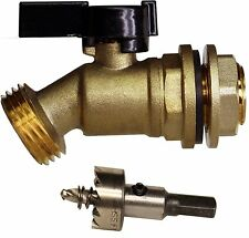 RBS005-SAW Water Container/Dispenser Brass Spigot/Ball Valve,Lead Free Compliant