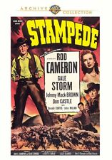 Stampede DVD (1949) - Rod Cameron, Gale Storm, Johnny Mack Brown, Don Castle
