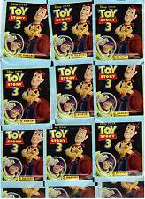 Toy Story 3 / Sticker / 25 Tüten / Panini