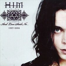 HIM (H.I.M.) - And Love Said No: Greatest Hits 1997-2004 (CD + DVD 2004) {NEW!}