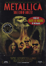 METALLICA - 2 DVD SET - SOME KIND OF MONSTER - CODE 1 !!!  ( Neu )