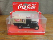 SOLIDO BOX + CARTON 1991 : CITROEN C4 FOURGON COCA COLA