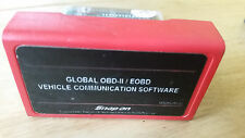 SNAP ON SCANNER MT2500 GLOBAL OBD-II/EOBD  VEHICLE COMMUNICATION SOFTWARE 2003