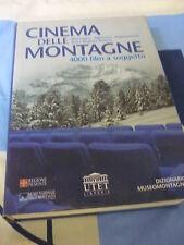 CINEMA DELLE MONTAGNE dizionario museomontagna UTET anno 2004