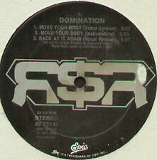 DOMINATION - i need something mellow - Syndicate - 49 73144 - Usa