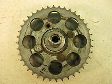 1974 YAMAHA RD250 REAR SPROCKET GEAR W CARRIER Y191~1