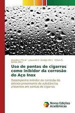 USO de Pontas de Cigarros Como Inibidor Da Corrosao Do Aco Inox by Picoli...