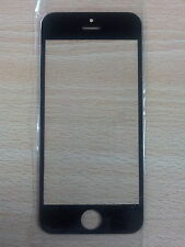 Cristal de Pantalla Digitalizador Negro Tactil para Apple Iphone 5 5G 5S 5C