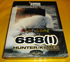 688(I) HUNTER KILLER Pc Versione Inglese 1ª Ed Big Box ○○○○○ COMPLETO
