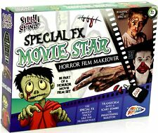 HALLOWEEN HORROR FACE PAINTS MOVIE STAR KIT & SPECIAL EFFECTS FX SET R09 0006