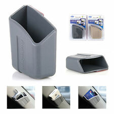 Multi purpose Car APillar Pocket Simple Accessory Utility Case Vehicle Box Beige