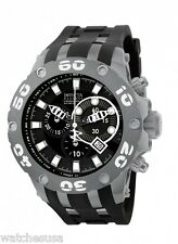 Invicta Reserve Specialty Black Chronograph Dial Men's Watch 0920