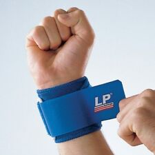 LP 753 Wrist Wrap Sports Adjustable Support Control Strap Belt Physio Pain Hand