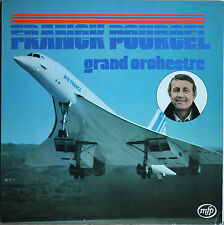 "FRANCK POURCEL ""GRAND ORCHESTRE""  33T LP"