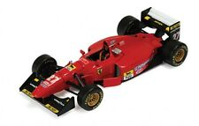 Ferrari La Storia 1/43 Collection Ferrari 412T1B  Belgian GP 1994   J.Alesi